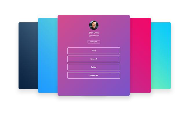 Créez votre profil public